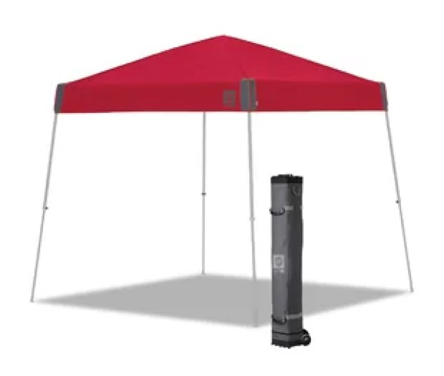 Sprint Instant Shelter  Ft W X  Ft D Steel Pop Up Canopy