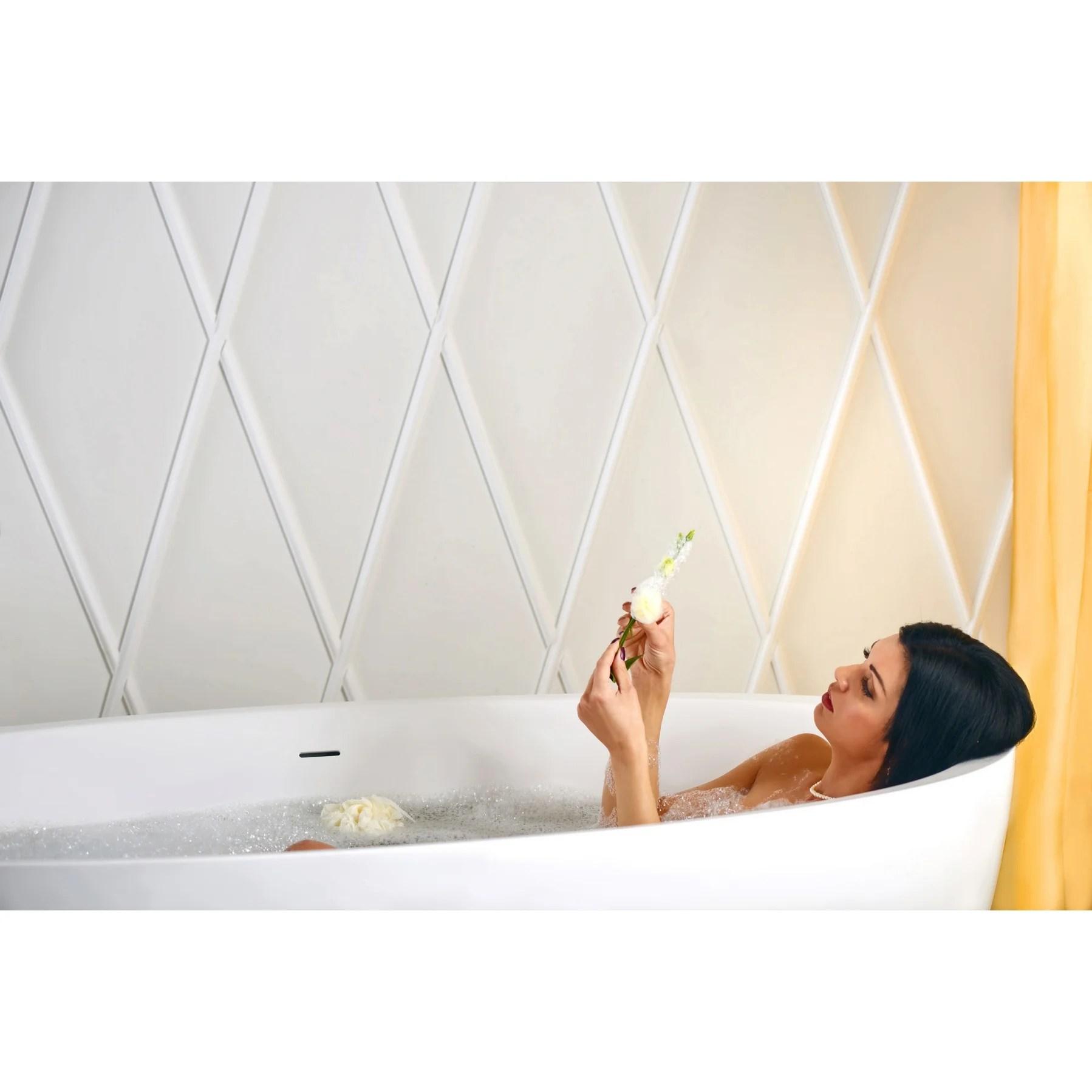 Aquatica Sensuality 70 X 35 Soaking Bathtub Amp Reviews