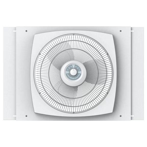 exhaust window fan
