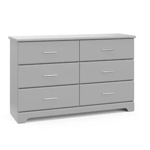 brookside 6 drawer double dresser