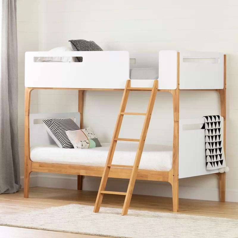 bebble twin bunk bed