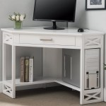 Corner White Desks You Ll Love In 2020
