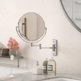 14 inch round mirror wayfair