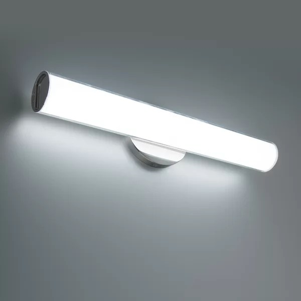 Orren Ellis Breckenridge 1-Light LED Bath Sconce   Wayfair on Wayfair Bathroom Sconces id=52594