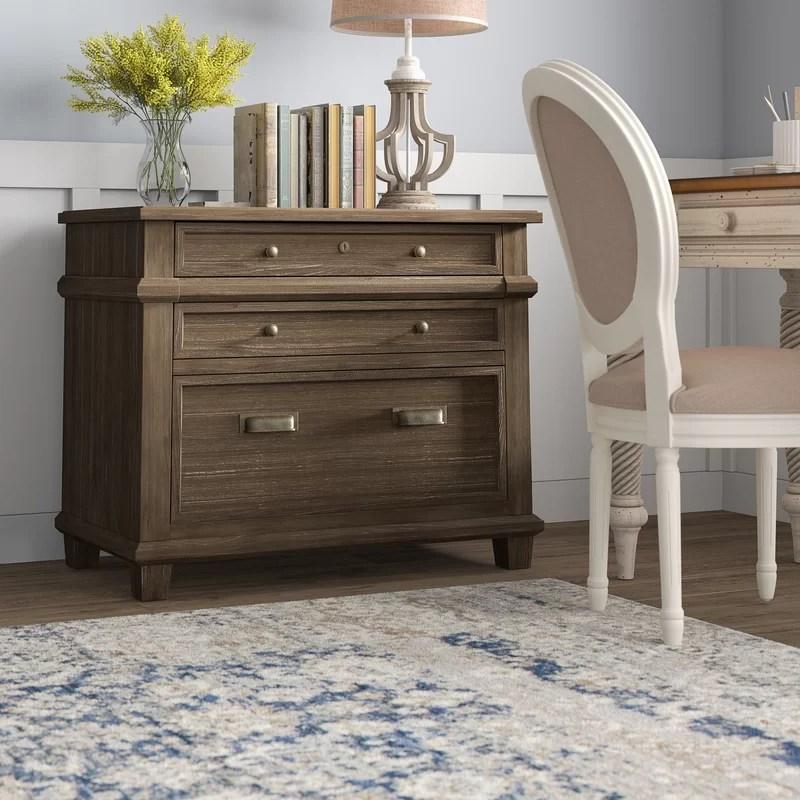 Fraga 2 Drawer Lateral Filing Cabinet