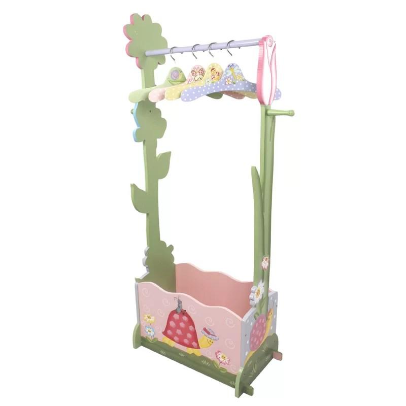 Magic Garden Dress-Up Valet Stand