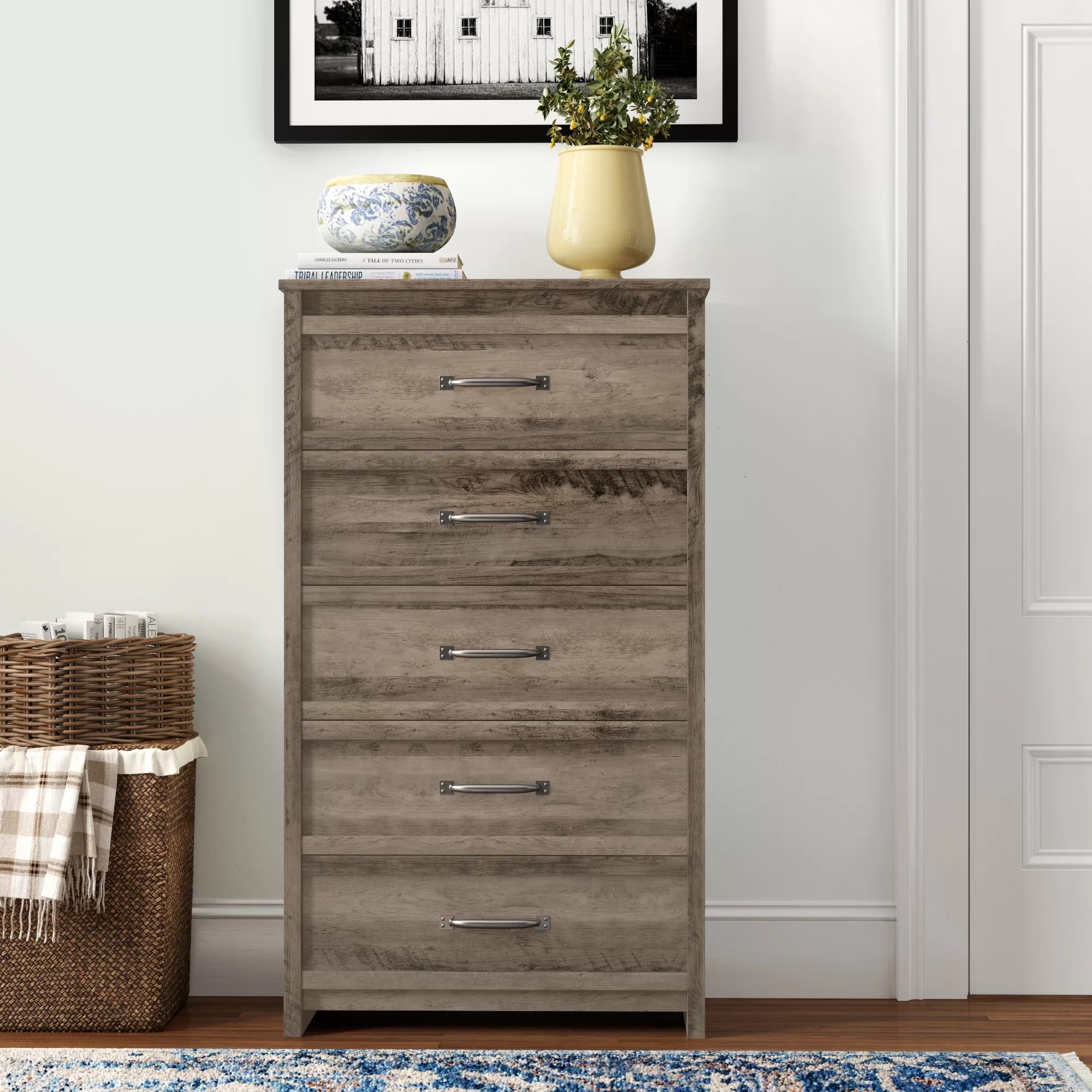 grey tall dressers chests you ll love