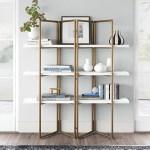 Ellenton Concrete Library Bookcase