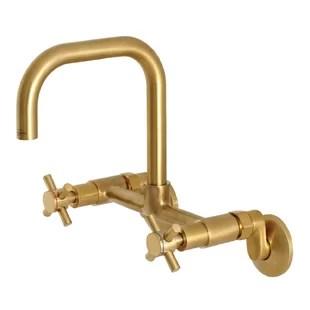 concord adjustable wall mount bridge faucet