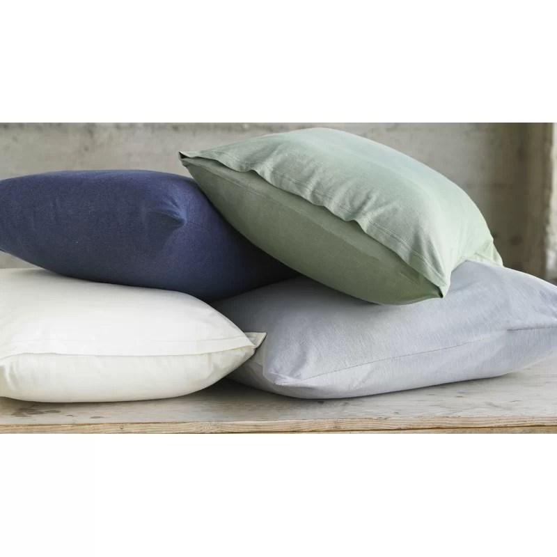 https www wayfair com bed bath pdp coyuchi jersey envelope pillow case coy1836 html