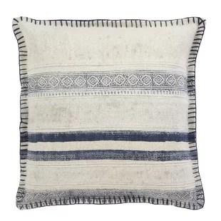 friedman square cotton pillow cover insert