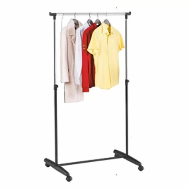 finnley 36 6 rolling clothes rack