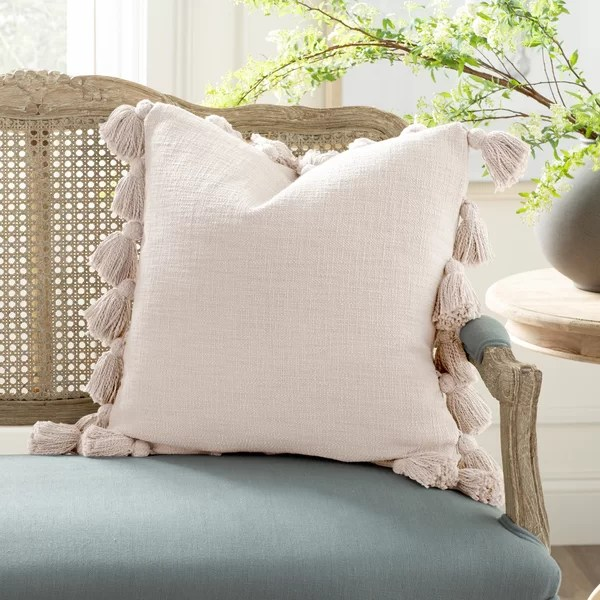 aztec pillow cover
