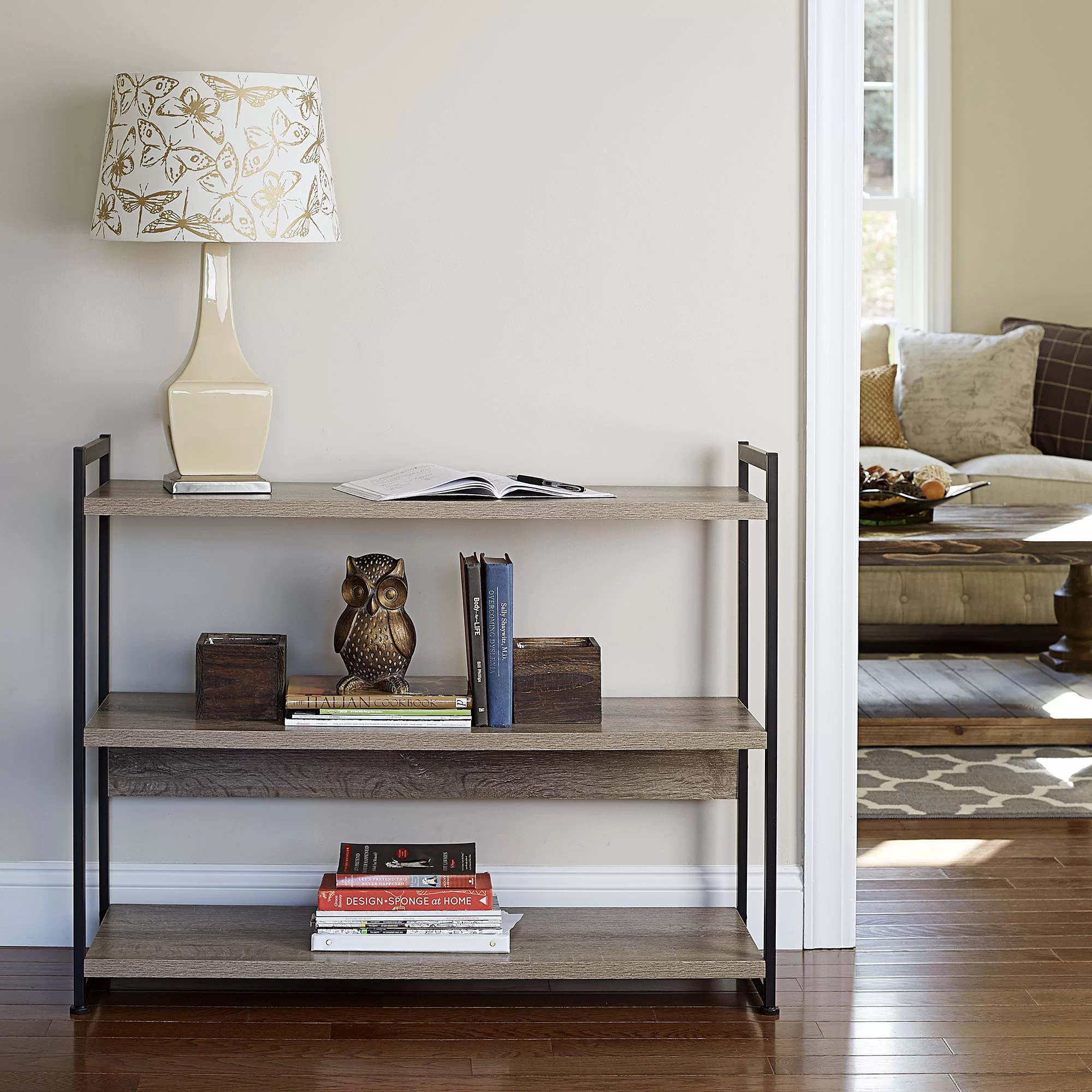Whidden Etagere Bookcase