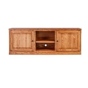 Traditional 53 Knob TV Stand