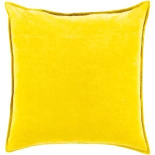 bradford cotton throw pillow cover insert
