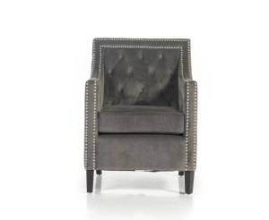 Tufted Armchair