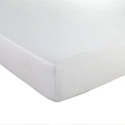 10 Medium Firm Memory Foam Mattress