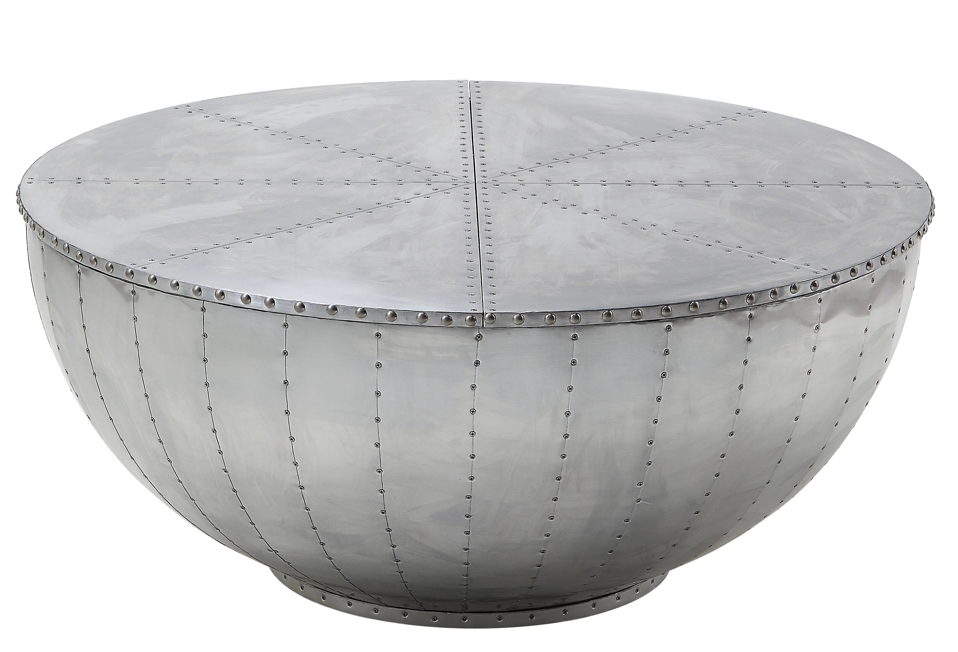 metal round coffee tables you ll love