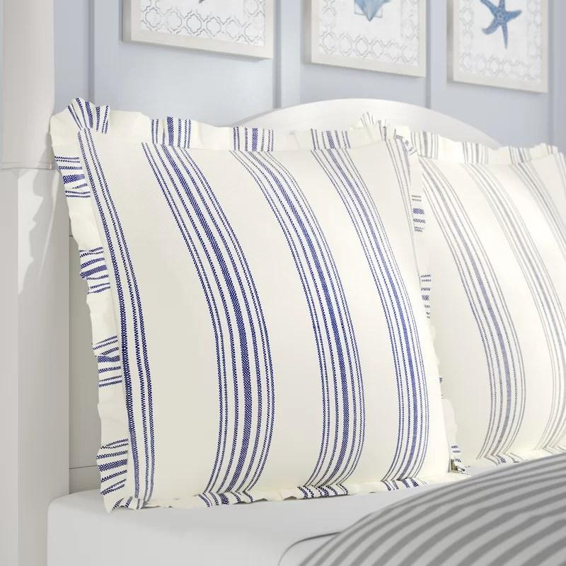 malabar euro sham pillow cover