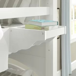 nickelsville bunk bed accessory