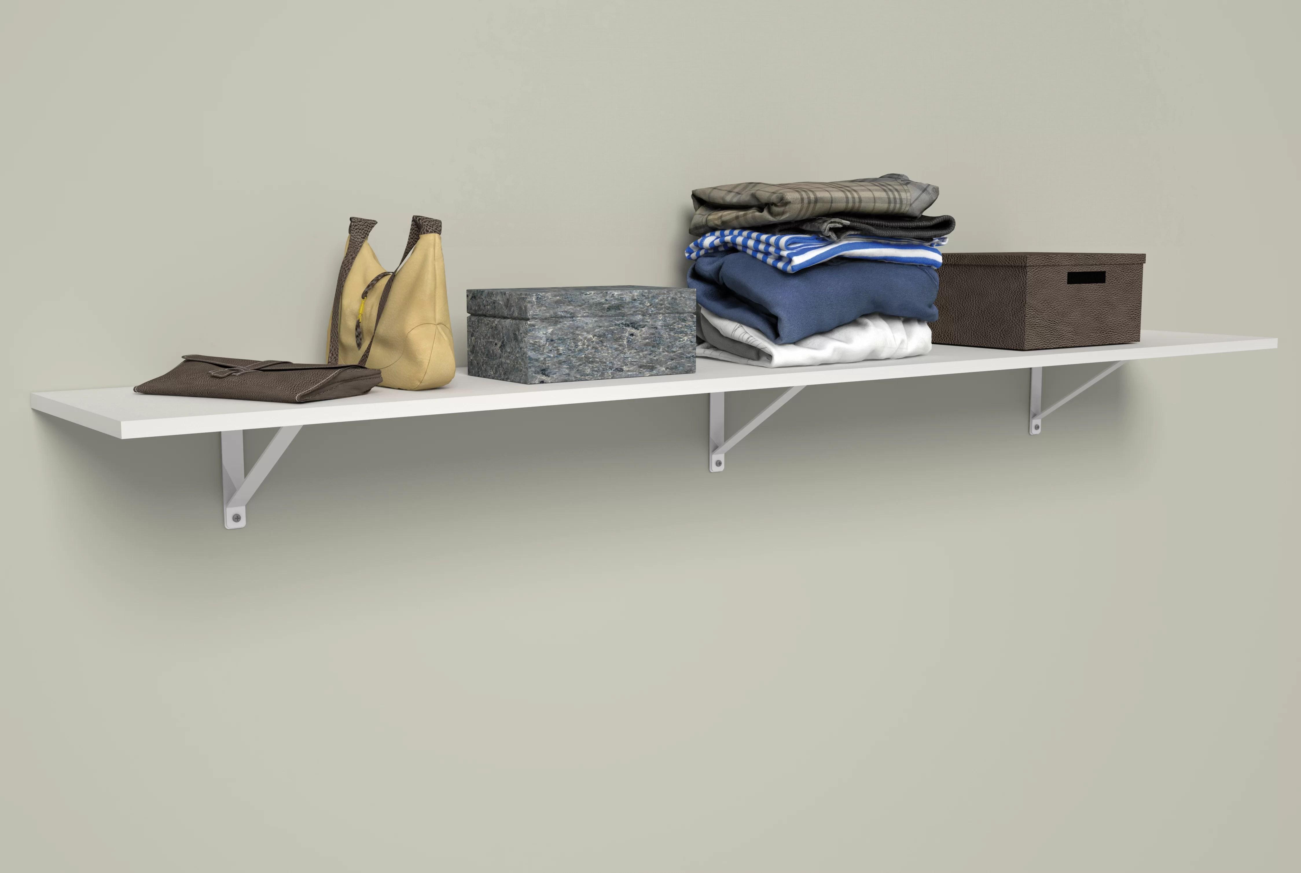 bracket shelf