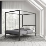 Canopy Queen Size Beds You Ll Love In 2020 Wayfair