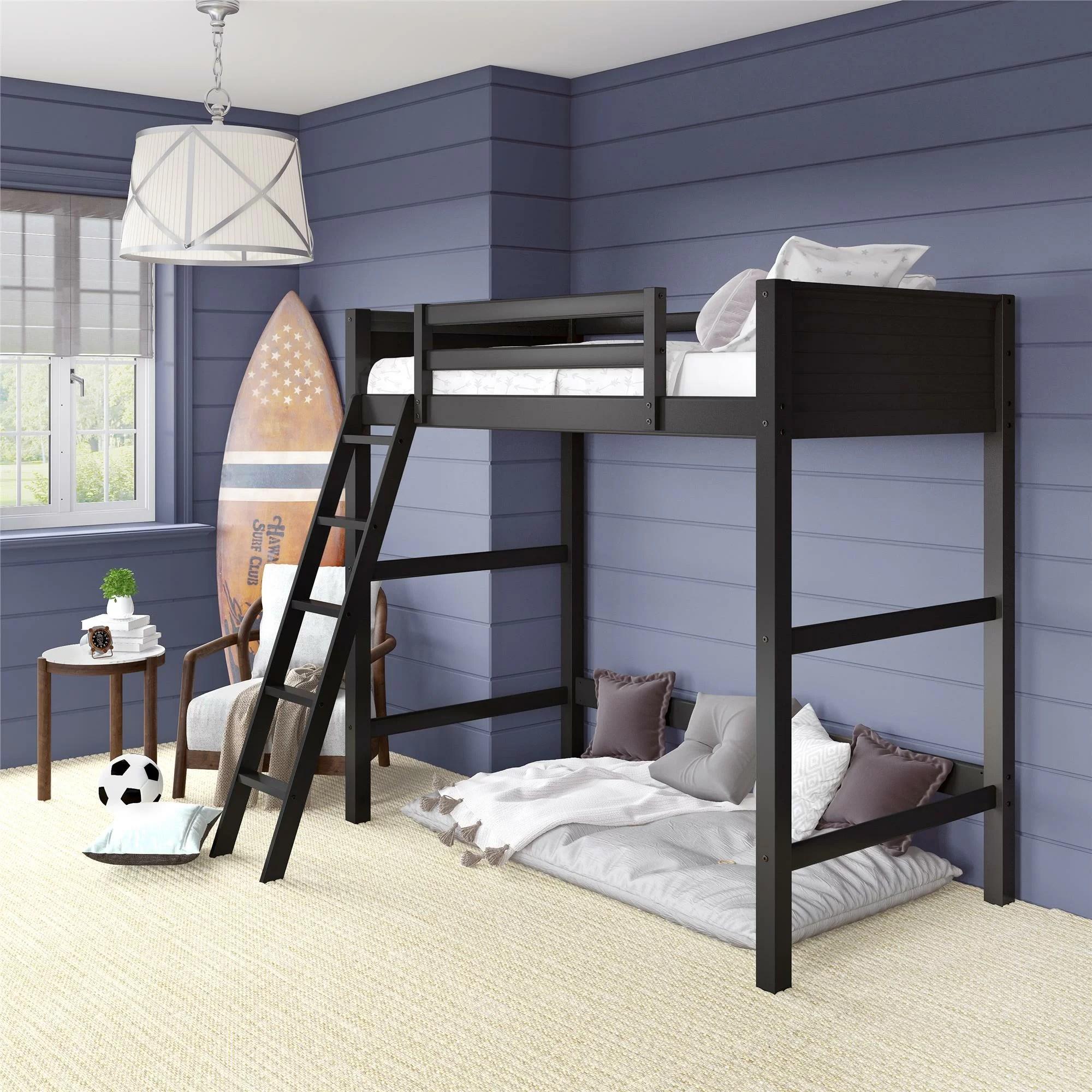 loft beds you ll love in 2021 wayfair