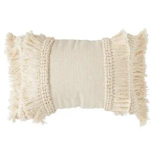 baronet lumbar pillow cover insert