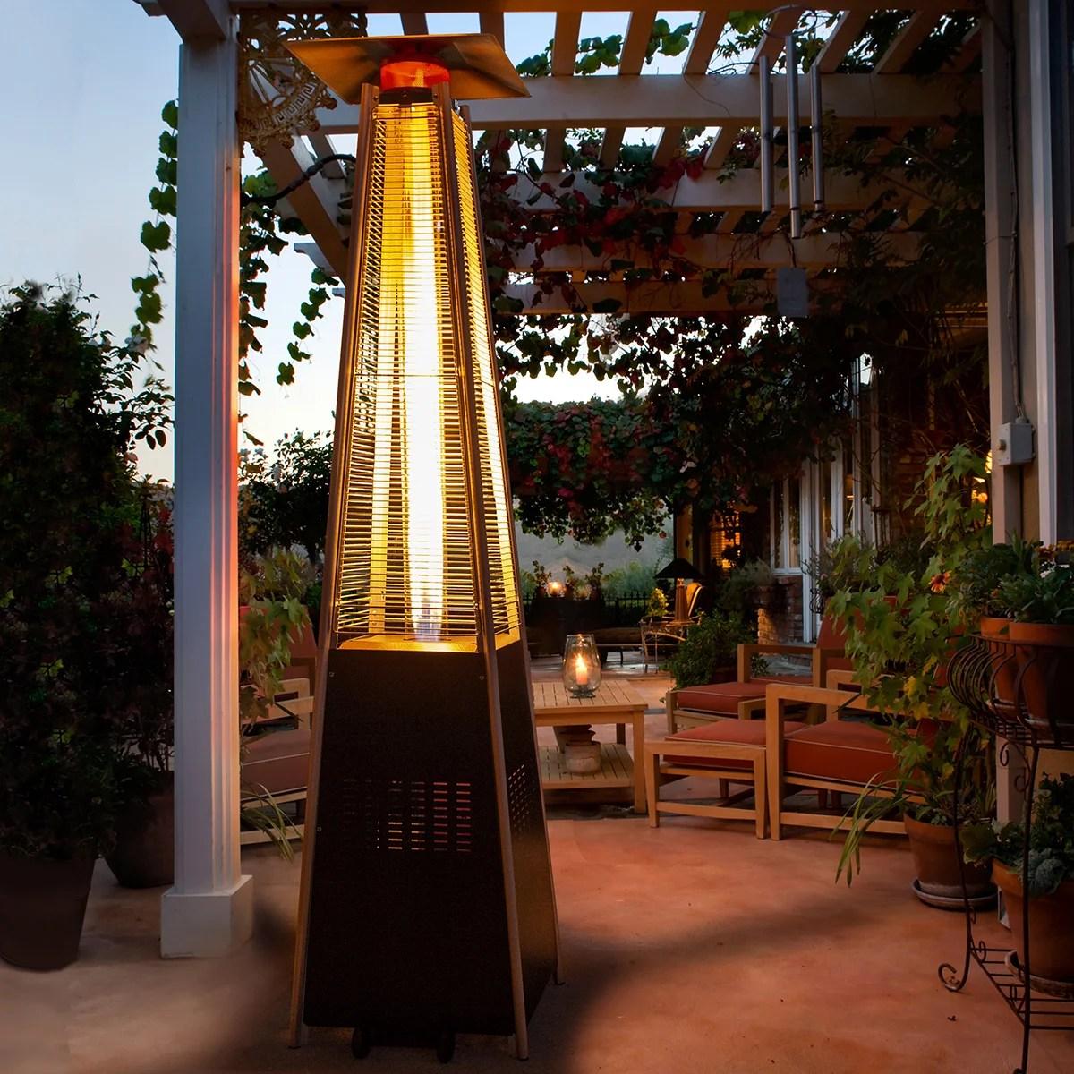 triplett 42 000 btu propane standing patio heater