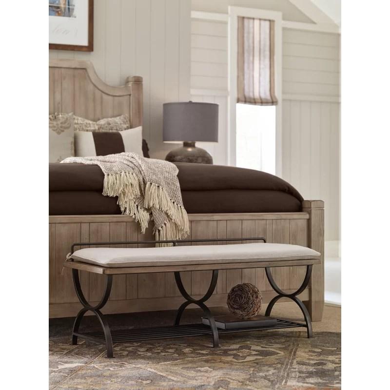 monteverdi upholstered bench