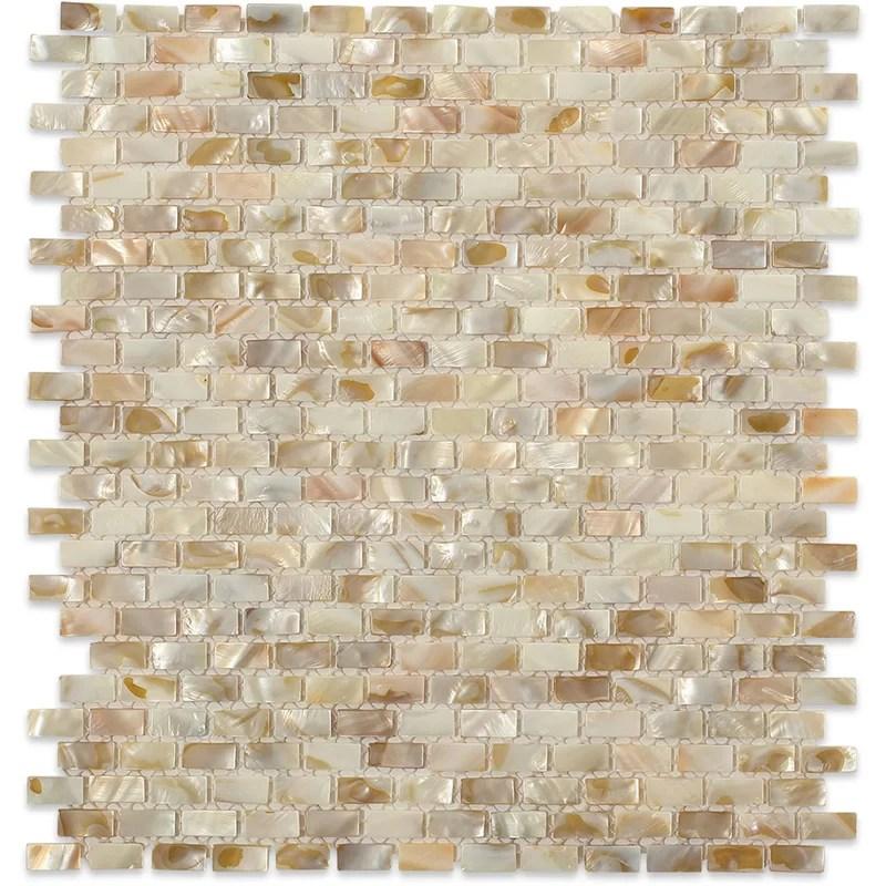 noburu 0 25 x 0 75 mosaic tile in gray