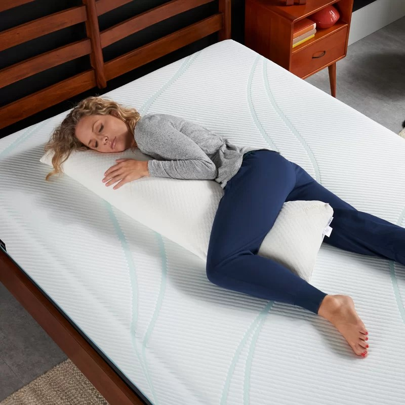 tempur memory foam body pillow online