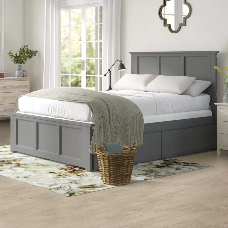 espinoza queen storage platform bed