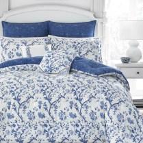 Elise 100% Cotton Comforter Set by Laura Ashley Ho