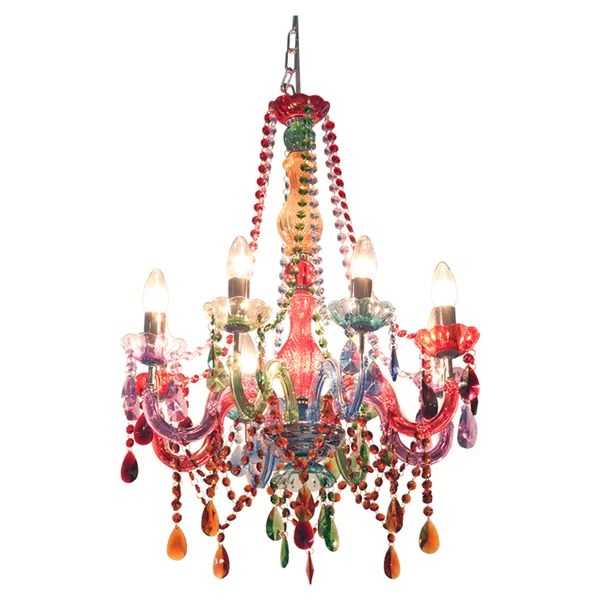House Additions Gypsy 8 Light Crystal Chandelier Reviews Wayfair Co Uk