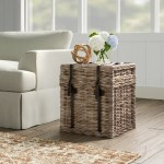 Oaklyn End Table With Storage Reviews