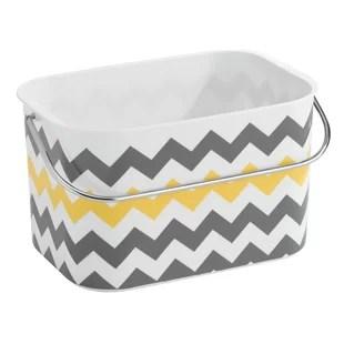 small bathroom baskets | wayfair