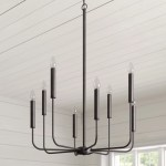 Wrought Iron Chandeliers You Ll Love In 2020 Wayfair