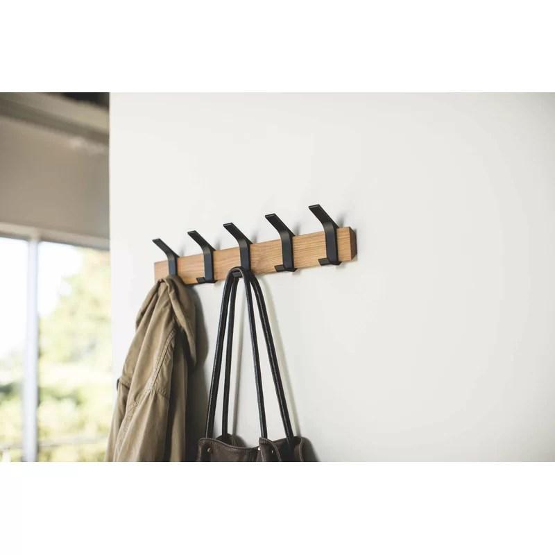 rin wall mounted coat rack
