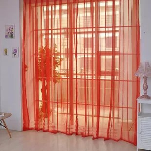red window scarf curtains drapes you