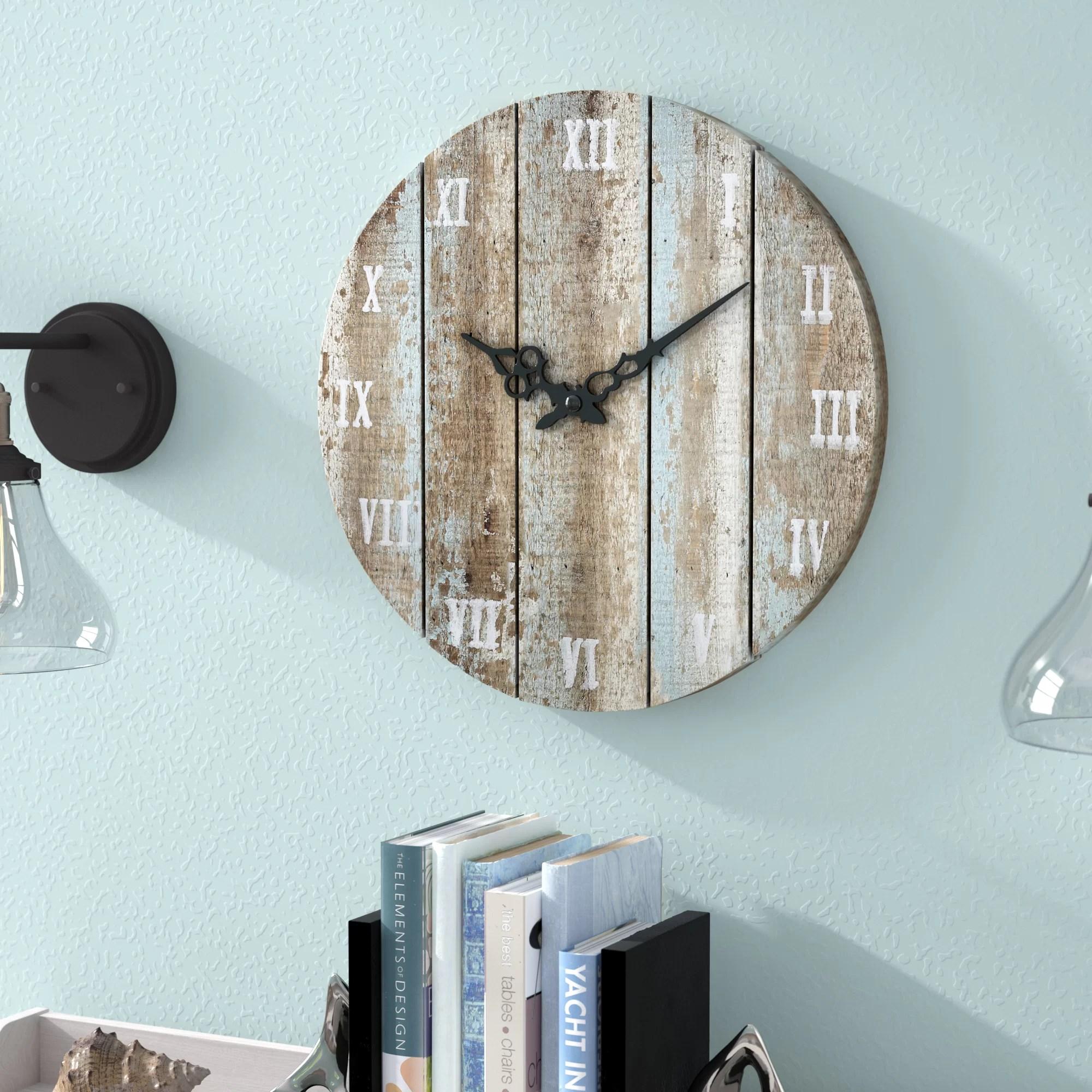 Kitchen Clocks Wayfair