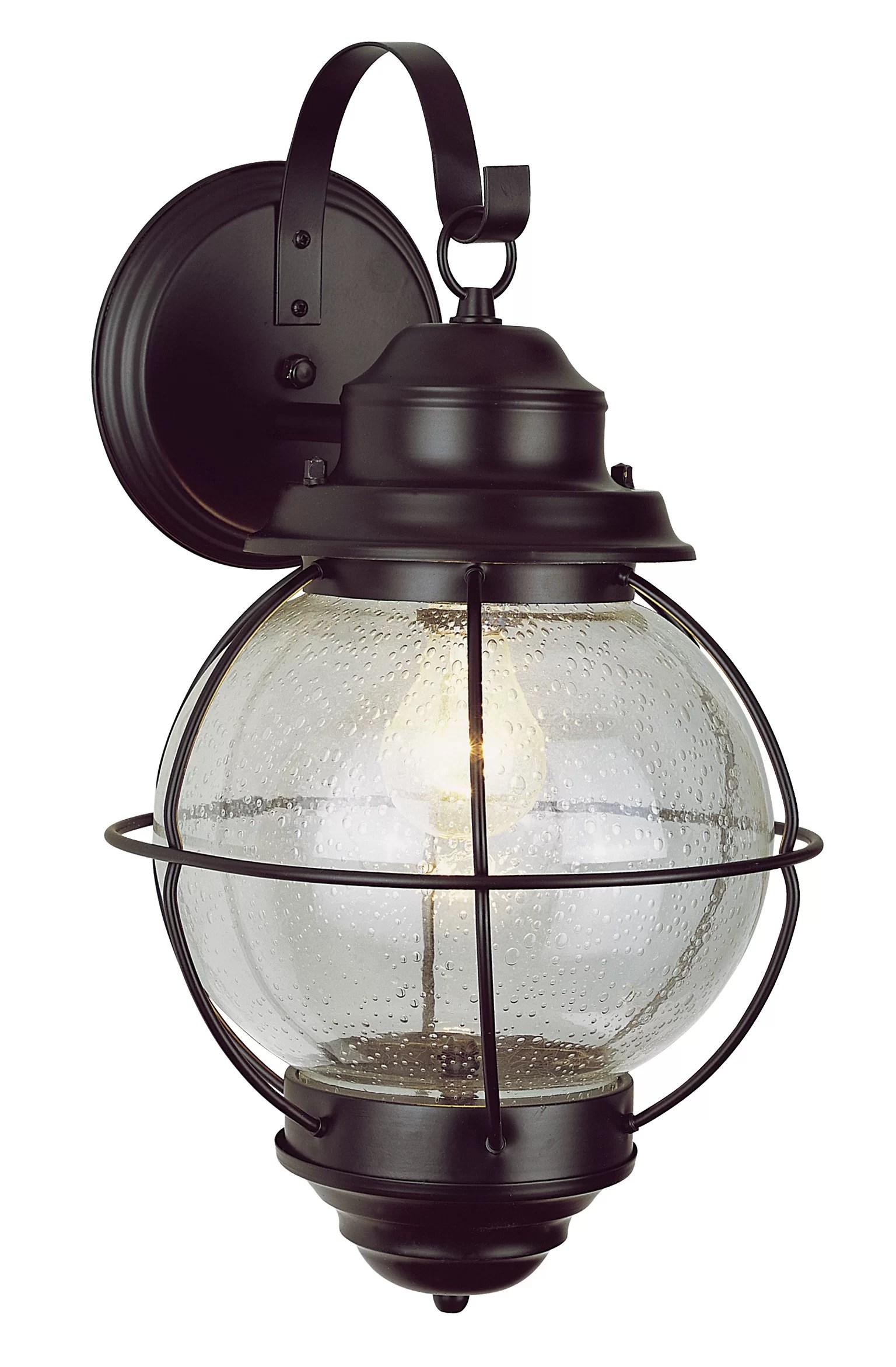 Ervin Outdoor Wall Lantern