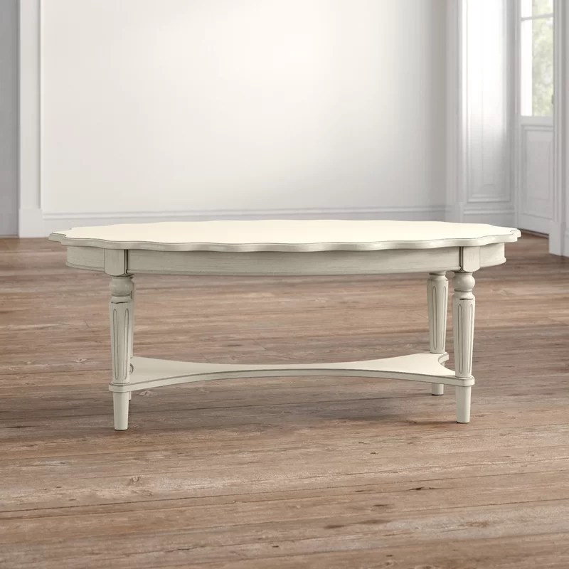 Oval Storage Coffee Tables Living Room