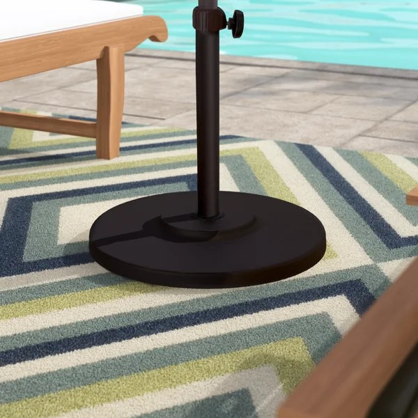 umbrella extension pole
