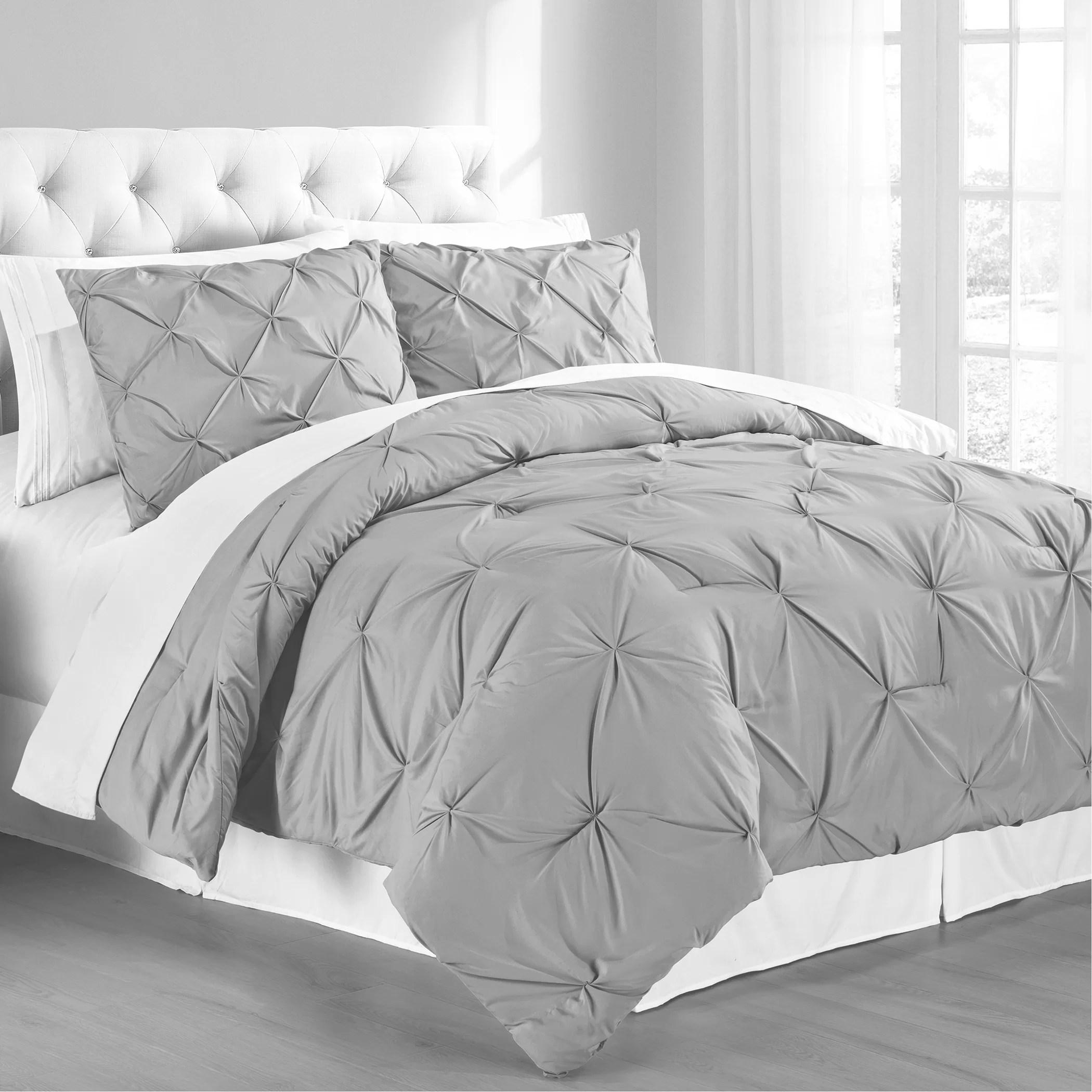gray bedding silver bedding sets