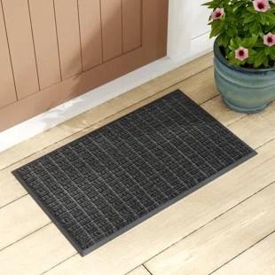 bardwell non slip indoor door mat