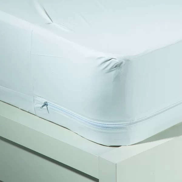 Sweet Home Collection Bug Blocker Zippered Hypoallergenic Waterproof Mattress Protector Reviews Wayfair