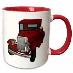 Symple Stuff Dipalma A Classic Pickup Truck Coffee Mug Wayfair