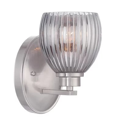 Non Hard Wired Wall Sconce | Wayfair on Non Wired Wall Sconces id=46206
